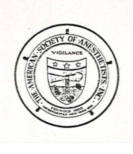 American Society of Anesthetists (ASA) (See also: American Society of Anesthesiologists)