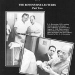 Image of The History of Anesthesiology Reprint Series: Volume 24 – The Rovenstine Lectures, part 2. - 1 of 1
