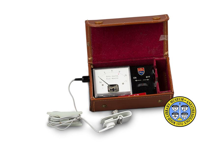 Image of Cotel-Keating Pulse Monitor - 1 of 1