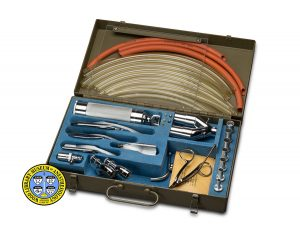 Foregger Military Intubation Set
