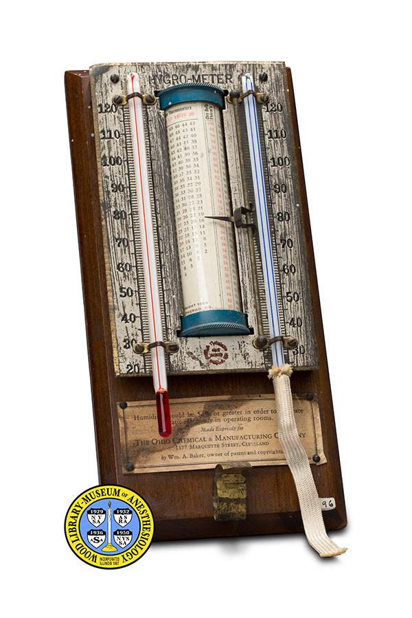 Image of Hygro-Meter - 1 of 1