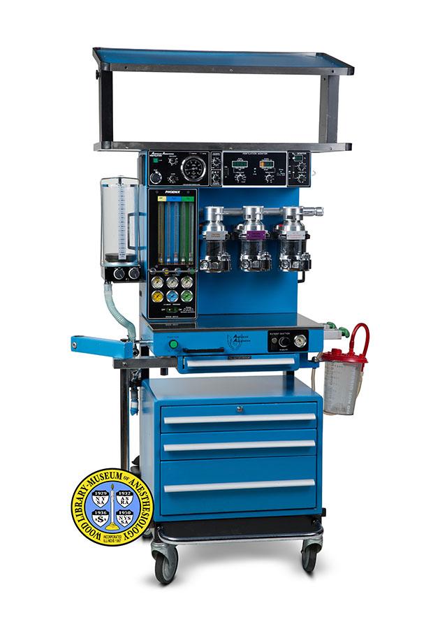 Image of Phoenix Anesthesia Machine - 1 of 3