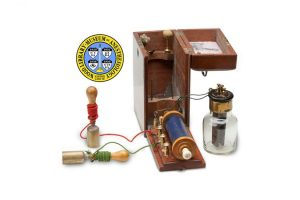 Robinson Induction Coil & Battery