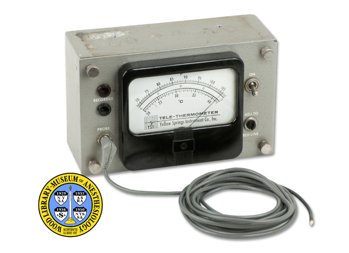 Image of Tele-Thermometer - 1 of 2