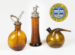 Chloroform Drop Bottles