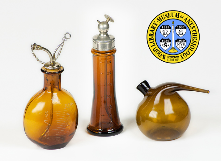 Chloroform Drop Bottles