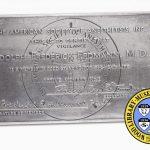 Image of Erdmann Certificate - 1 of 1
