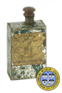 Chloroform Tin