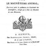 Image of Dampierre AE. Réflexions impartiales sur le magnétisme animal : faites après la publication du Rapport des commissaires, chargés par le roi de l'examen de cette découverte. - 1 of 1