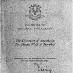 Image of Erving HW. The discoverer of anaesthesia : Dr. Horace Wells of Hartford, 1933. - 1 of 1