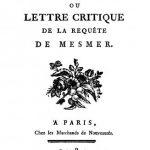 Image of Anonymous. Les debris du baquet, ou, lettre critique de la requête de Mesmer, 1784. - 1 of 1