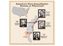 USA's First Anaesthetist