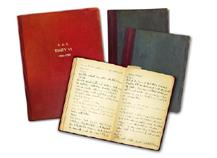 Noel Gillespie's Diaries