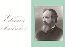 Edmund Andrews Portrait