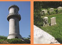 CT Jackson's Grave