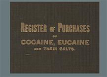 Cocaine & Eucaine Buys