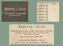 Eucaine & Cocaine Sales