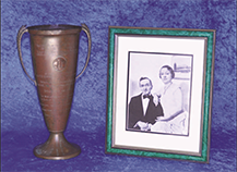 McMechan 1937 Loving Cup