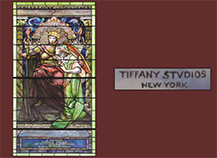 Wells' Tiffany Glass