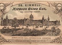 100th Expo's Kimmell N2O
