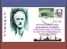Liberty SS Harvey Cushing