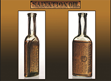 Ether in Salvation Oil