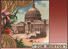 Morton Cigar Box Capitol