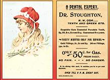 H.A. Stoughton's N2O