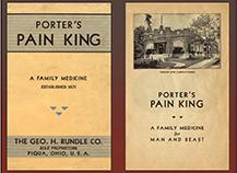 Porter's Pain King