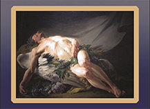 Restout's 1771 Morpheus