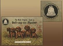 Bell-cap-sic Puppies