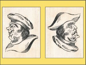 Dr. Brown Doubles Down: A With-and-Without Trade Card for Laughing Gas Anesthesia